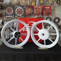Velg Racing RCB 811 Beat Scoopy Vario110 Genio 185 n 215 ring 14 White