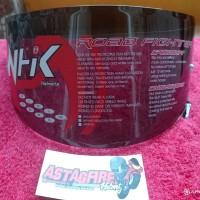 flat visor rx9 dark smoke