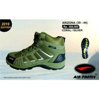 Air protec Sepatu Gunung Arizona // Sepatu Gunung Murah Original