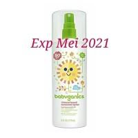 ready Babyganics Sunscreen Spray Spf50 177ml by soliha