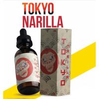 Liquid Tokyonarilla 6MG 60ML Tokyo Banana Tokyo Narilla Tokio