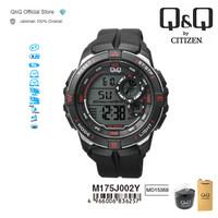 Q&Q QnQ QQ Original Jam Tangan Pria Fashion Sport - M175 M175J