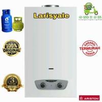 Pemanas Air Gas Cepat/Gas Instan Water Heater Ariston Fast R Murah