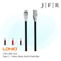 LDNIO Kabel Data USB Type C Charging Cable Fast Charging LS29