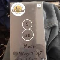 xiaomi mi 8 6/128 snap 845 hitam