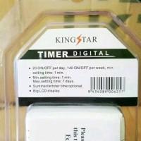 TERLARIS !! Stop Kontak Timer digital colokan listrik otomatis set