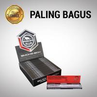 Papir Smoke-Box Black KSS Rolling Paper Kertas Linting Rokok