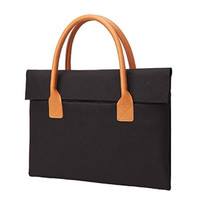 Tas Laptop Macbook Softcase With Extra Longstrap 13 inch - Hitam
