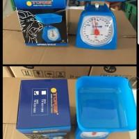 TORA Timbangan Duduk Kue Dapur Analog 5Kg 5 kg kenmaster