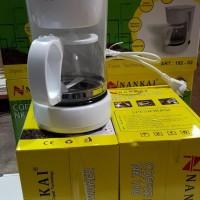 NANKAI Coffee Maker Alat Pembuat Kopi Mesin NK106 Black Decker nescafe