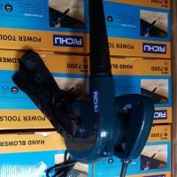 RICHU TIPE R 7200 Hand Blower Blower Tangan merk dibwh nankai sellery