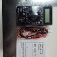 MURAH Multimeter Digital DT830B Avometer Multitester Multi Tester
