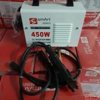 HNL 450 W Mesin Travo Las Listrik Inverter EG MMA 120 A multipro