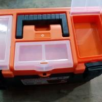 KENMASTER H 415 Toolbox Besar Tool Kit Box Tempat Kunci sm b400