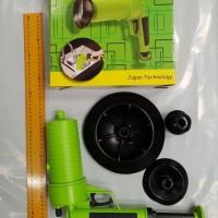 Pembersih Saluran Pipa Mampet Drain Blaster pipe cleaner tembak NANKAI