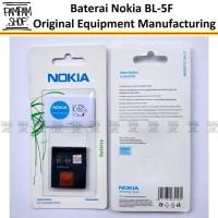 Batre / Baterai / Batrai / Battery Nokia BL-5F / BL5F N98 Original OEM