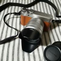 KAMERA MIRRORLESS Fujifilm X-A10/XA10 KIT + lensa 15-50mm