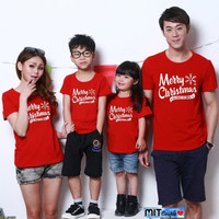 [TERLARIS]BAJU CHRISTMAS KAOS NATAL COUPLE FAMILY XMAS CELEBRATE 2ANAK