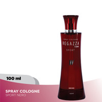 Regazza Femme Sport Spray Cologne Nero
