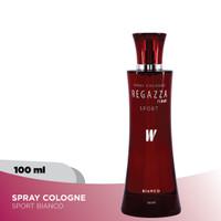 Regazza Femme Sport Spray Cologne Bianco