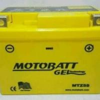 READY AKI MOTOBATT MTZ5S UTK MOTOR HONDA BEAT, VARIO, SCOOPY, SPACY