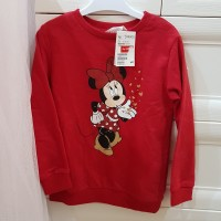 Sweater Anak Mini Minnie Mouse H&M HnM HM Disney