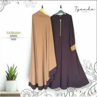 Pakaian Baju Busana Muslim Wanita TYANDRA Setelan Gamis Syari Terbaru