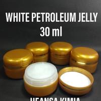 White Petroleum Jelly Pharma grade- pelembab 30ml