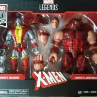 Marvel Legends MCU 80th Colossus & Juggernaut