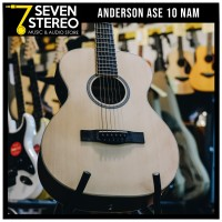 Anderson ASE 10 NAM 3/4 Acoustic Electric Guitar