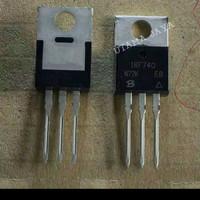 IRF740 IRF 740 Transistor FET Ori Original Asli