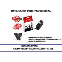 Tinta Canon Ink Catridge Pgbk-725 Original