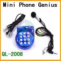 Telepon Rumah Mini phone genius QL-2008