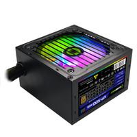 GAMEMAX PSU VP500 RGB - 500 Watt 80+ EffIciency 80 PLUS 12cm Fan RGB