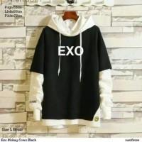 exo Pria sweater hoodie hoody Korea jepang Anak anak remaja sekolah
