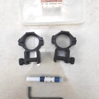 canis latrans scope mounting 30mm airsoft rail system