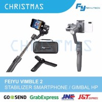 Feiyu Vimble 2 3-Axis Stabilizer Smartphone Gimbal With Pole & Tripod