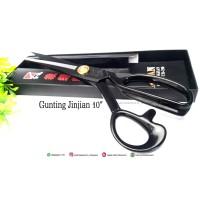 Gunting Pemotong Kain / Gunting Kain / Gunting JINJIAN 10 inch