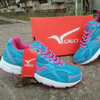sepatu calci running women import high quality 37-41