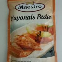 Maestro Mayonais/ Mayones/ Mayonnaise Pedas 100 Gram