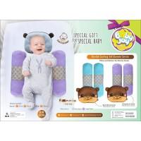 Bantal Guling Peyang Bantal Peang Bayi Bonnie Baby Joy BJB 5016