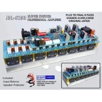 KIT POWER JBL6293 JBL 6293 JBL-6293 2000W TR SANKEN ASLI JAPAN