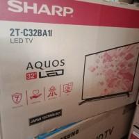 TV LED SHARP 32 INCH C32BA1I 32BA1I 32BA GARANSI RESMI