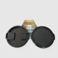Lens cap Generic 58 mm - Tutup lensa 58mm. polos tanpa nama