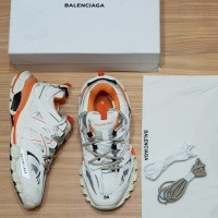 Balenciaga Track Sneaker White Unauthorized Authentic