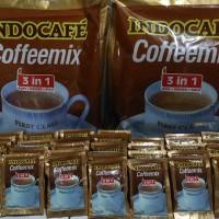 Indocafe Coffeemix 3 in 1 renceng/renteng 10×20gr