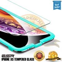 Tempered glass iphone Xs esr Premium Tempered glass Original