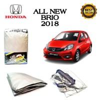 BODY COVER CAR COVER PENUTUP BODY MOBIL HONDA ALL NEW BRIO 2019
