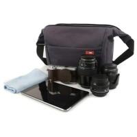 Paling Laku Sirui Slinglite 8 Fashionable - Tas Kamera - Grey Terbaik