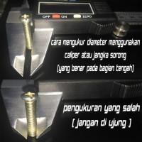 Promo Baut Laptop / Notebook / Screws/ Sekrup / Hardisk / Ssd / Segala